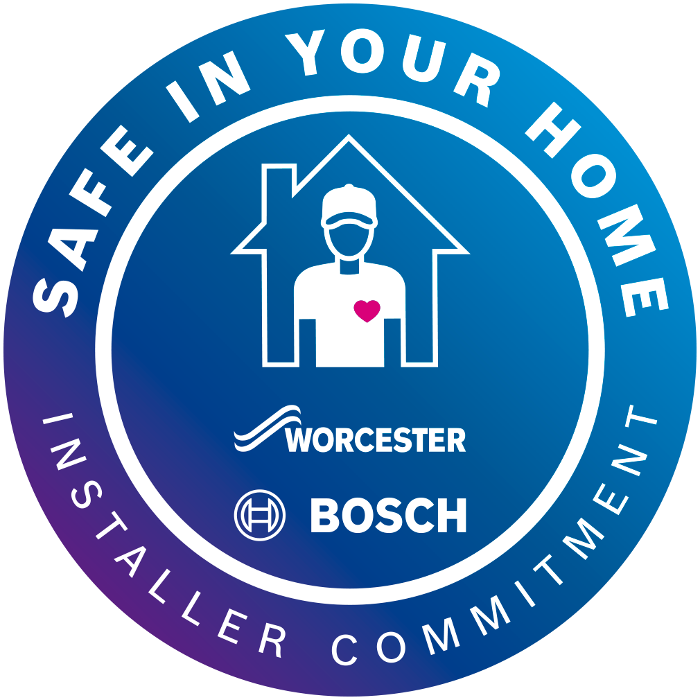 Safe In Your Home Logo