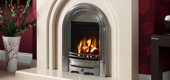 Gas Fire Image